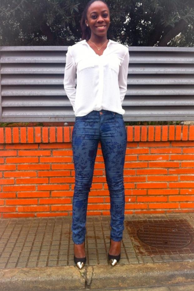 jeans estampado floral6