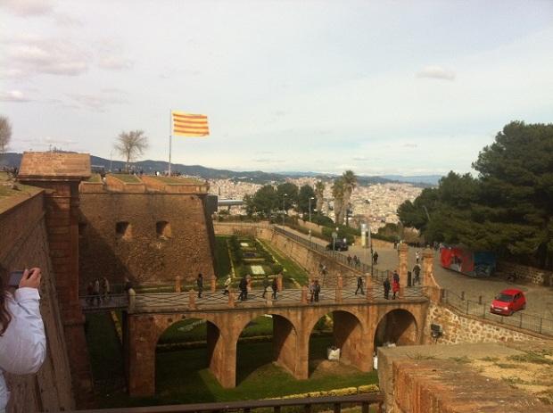 castillo Montjuic2