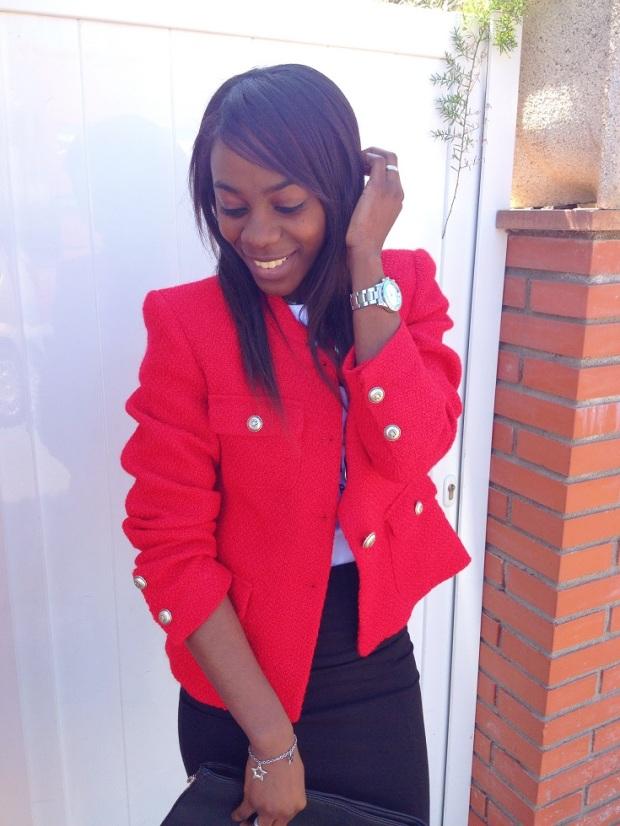 chaqueta roja tweed GIRISSIMA_adribohocloset2
