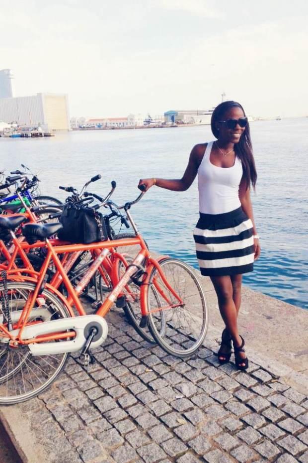 falda rayas_adribohocloset_blazer amarillo_stripped skirt9