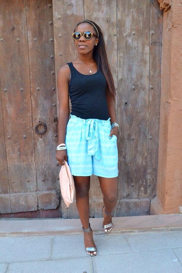 shorts mint PARAMITA_clotchrosa ELLE_Adribohocloset2