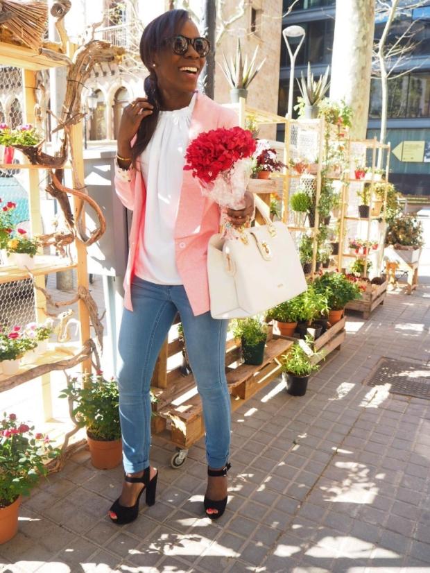 pink blazer_blazer rosa_blogger_bohocloset_adrianaboho11