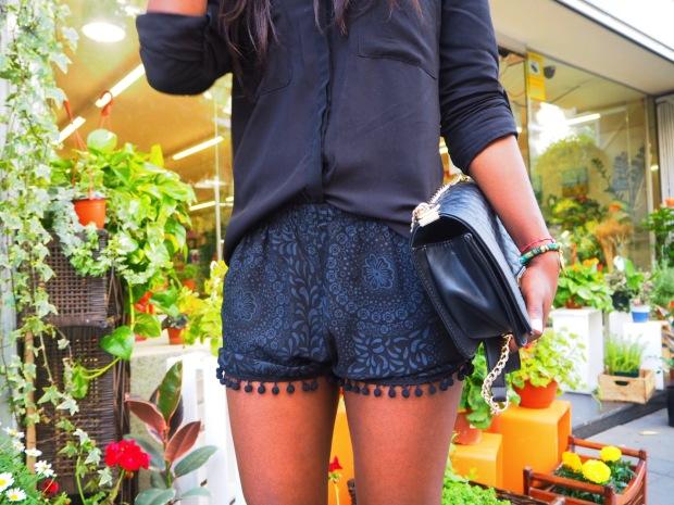 shorts negros madroños1_blogger_Adrianaboho_blackshorts_bohoclosetblog_boho6