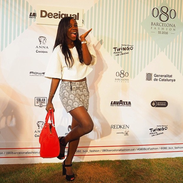 080 Barcelona Fashion_desigual_blogger_AdriBoho2