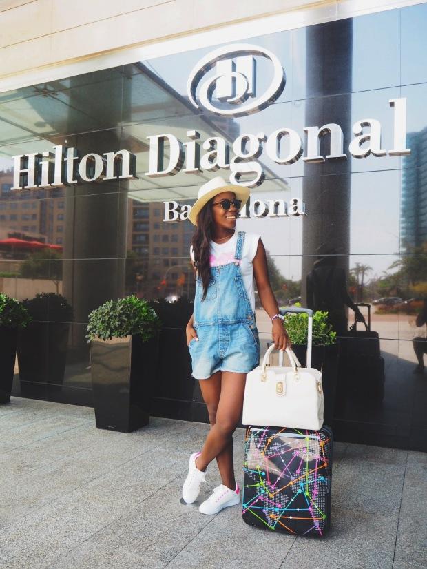 hotel HILTON DIAGONAL MAR_PUROBEACH_blogger_adriboho_bohoclosetblog