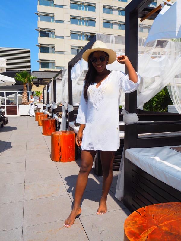 hotel HILTON DIAGONAL MAR_PUROBEACH_blogger_adriboho_bohoclosetblog10