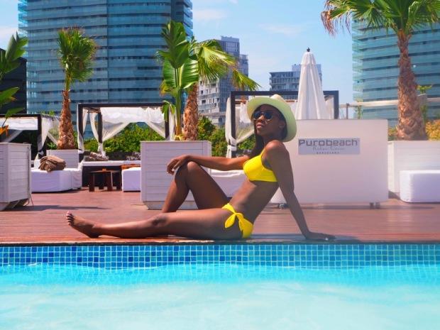 hotel HILTON DIAGONAL MAR_PUROBEACH_blogger_adriboho_bohoclosetblog13