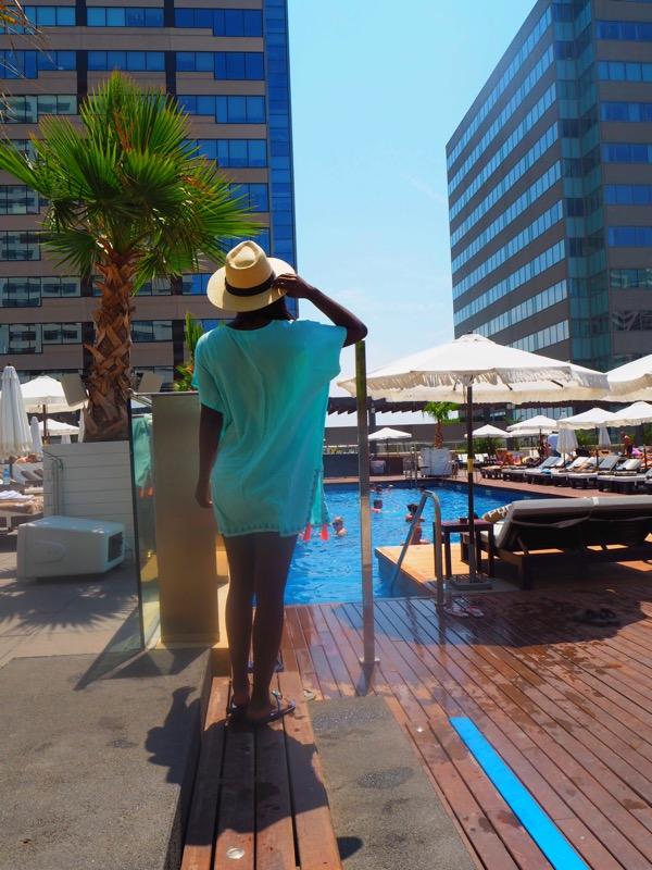 hotel HILTON DIAGONAL MAR_PUROBEACH_blogger_adriboho_bohoclosetblog9