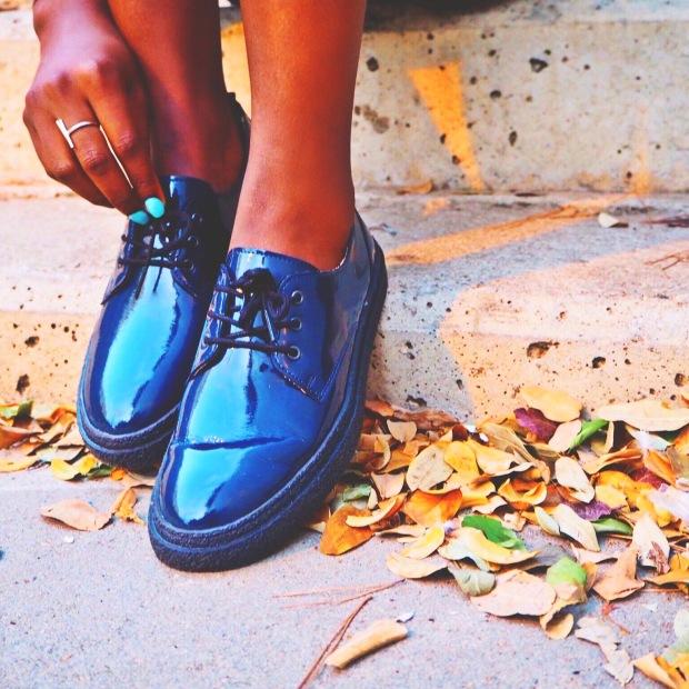 FredPerry_blueshoes_oxfordshoes_blogger_adriboho_bohoclosetblog2